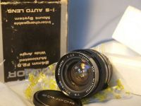 '   24mm 2.5 Soligor -BOXED-UNUSED-RARE- ' Soligor IS Sytem 24mm 2.5 Lens -BOXED-UNUSED-RARE- £49.99